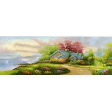 BW228 風景油畫