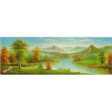 BW229 風景油畫