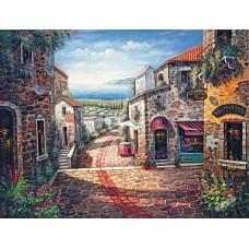 BW248地中海油畫