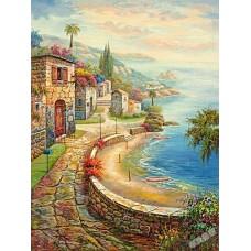 BW250地中海油畫