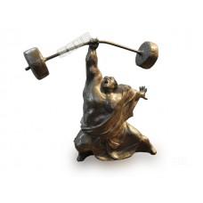 PR-26 雕塑 大力神燈-舉