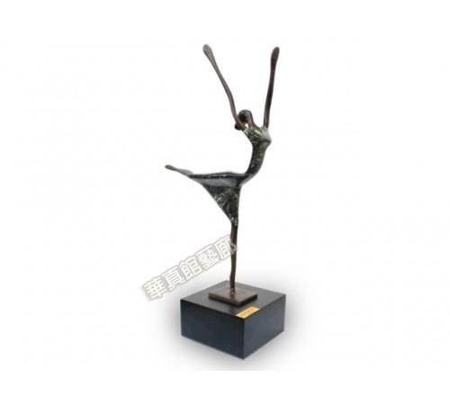 PR-01 銅雕- 芭蕾