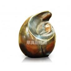 PR-10 銅雕抽象 母愛